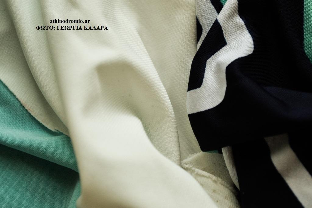 d8b7e6a84d2 ○Λύκρα (lycra): Γυαλιστερό, συνθετικό, ελαστικό και ανθεκτικό ύφασμα το  οποίο χρησιμοποιείται για καθημερινά εφαρμοστά ρούχα. Σαν υλικό, είναι  ζεστό για το ...
