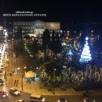 Η Αθήνα γιορτάζει τα Χριστούγεννα