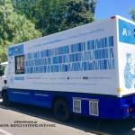 Η Κινητή Βιβλιοθήκη του Δήμου Αθηναίων