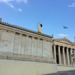 Κτήρια από πεντελικό μάρμαρο στην Αθήνα